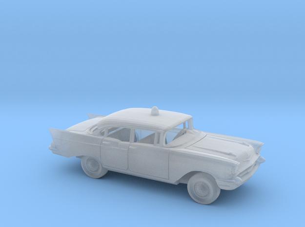 1/87 1957 Chevrolet One Fifty Sedan Police Kit
