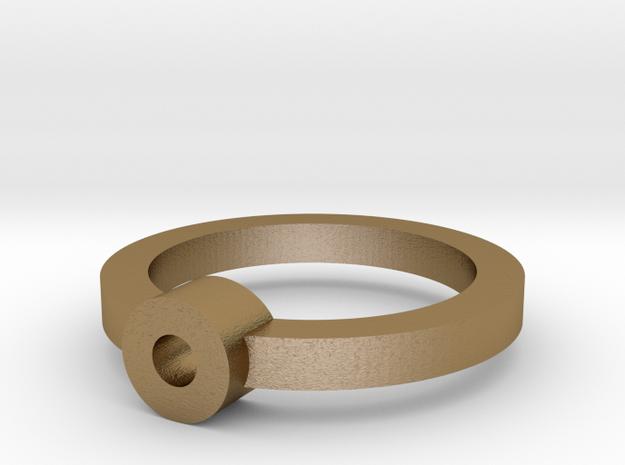 Ring - 1Tube 3d printed