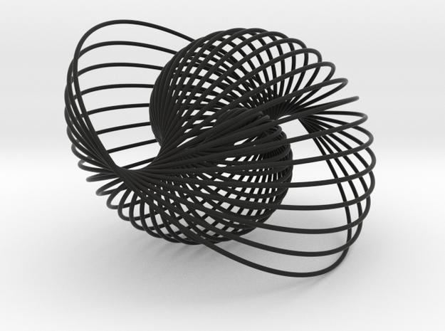 Shiral Sculpture 3d printed