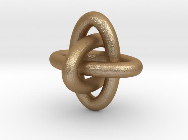 Brunnian Links 3d printed