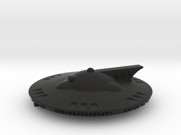 Martian Aelita class Corvette 3d printed
