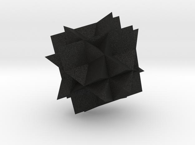 3rdstellcuboct 3d printed