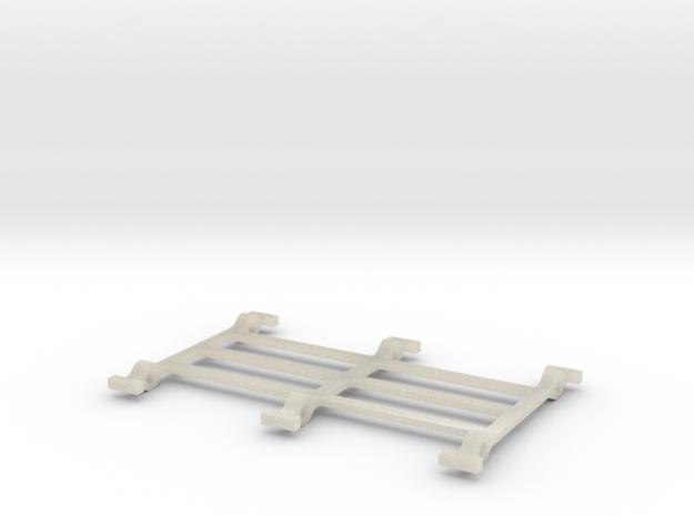 CV4-tray 3d printed
