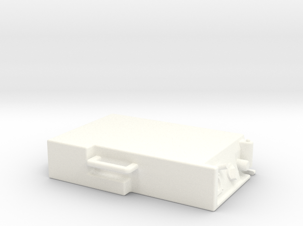 06B-LCRU in White Processed Versatile Plastic