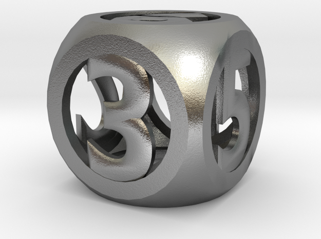 hollow round die 3d printed