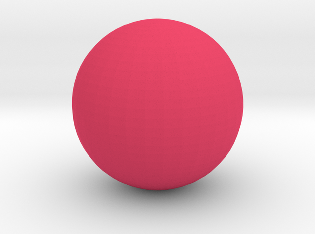 Ping Pong Ball 3d printed