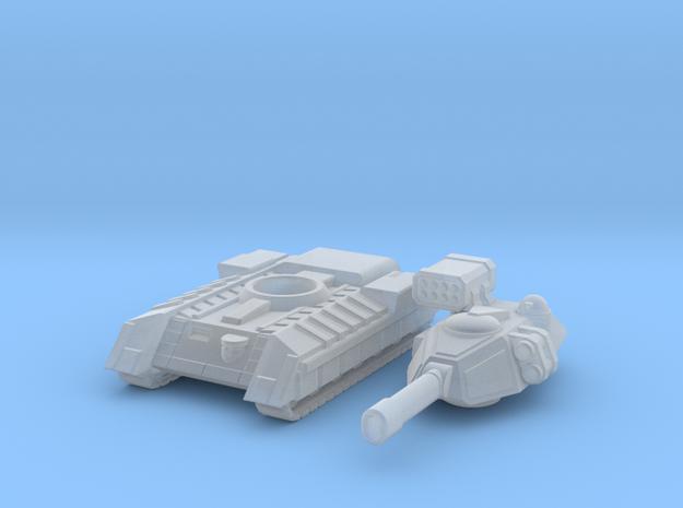 Terran Main Battle Tank 3d printed