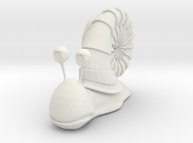 Snail Pimp 3d printed