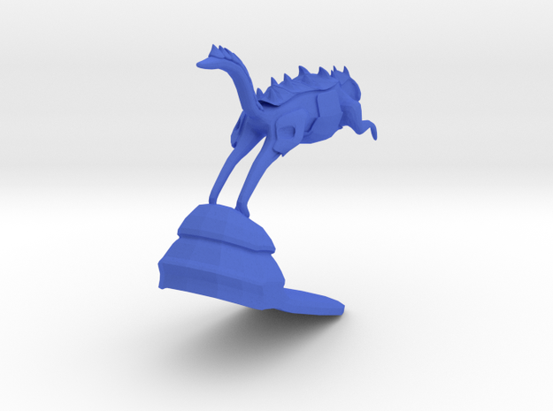 Gatordog even more hollow 3d printed