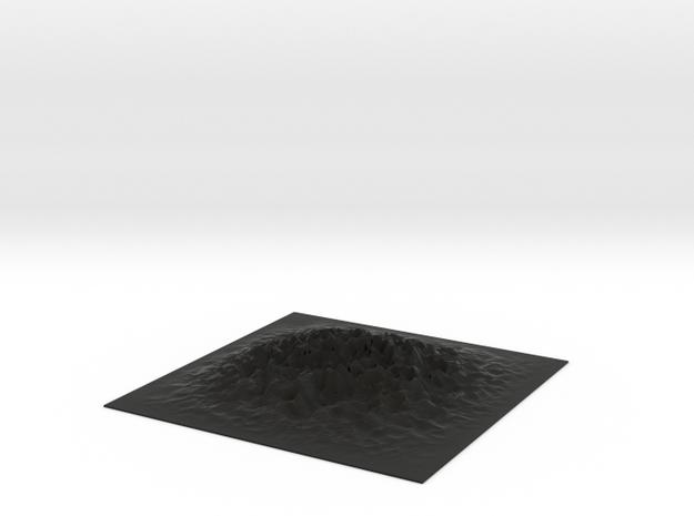 Landscape 3d printed