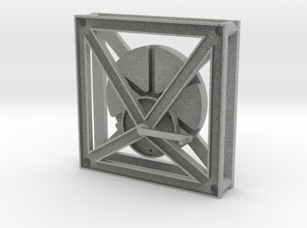 peg and slot gear box 3d printed