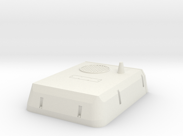 Airco Wadloper Spoor N in White Natural Versatile Plastic