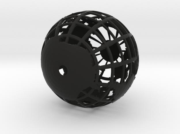 Small Globe 3d printed