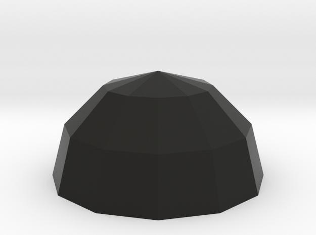 Polyhedral Bowl 3d printed