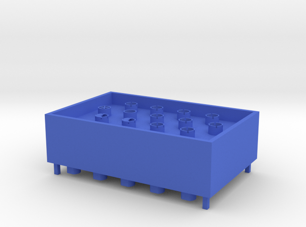capilary action test 3d printed