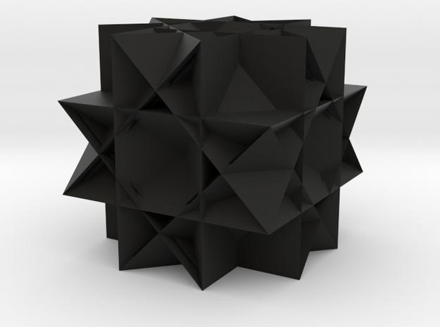Uniform Gt. Rhombicuboctahedron2 3d printed