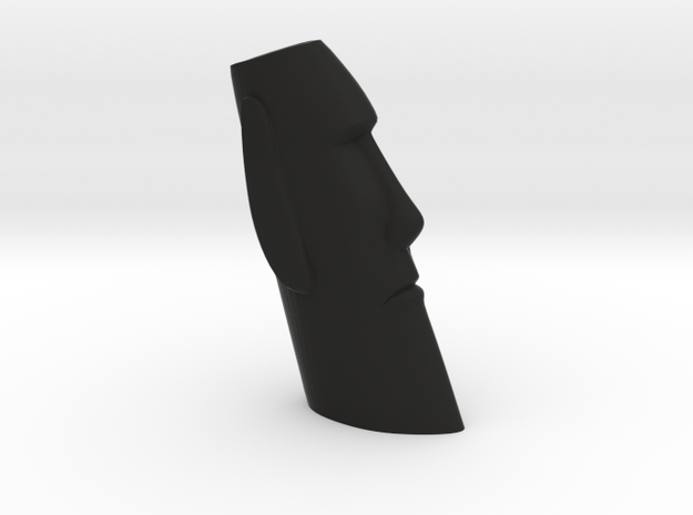 Moai Head Tall USB 3d printed