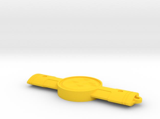 Rittek 86 Piston Key Chain 3d printed