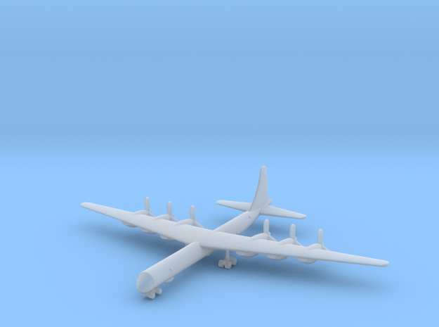 1/700 Convair B-36 Peacemaker in Smooth Fine Detail Plastic