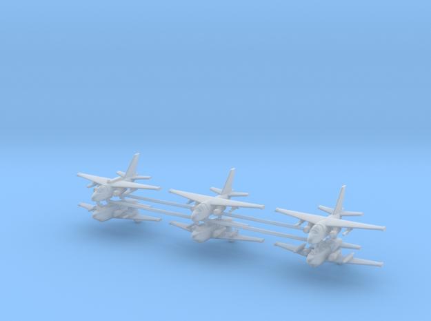 1/700 S-3 & ES-3A Viking (x6)