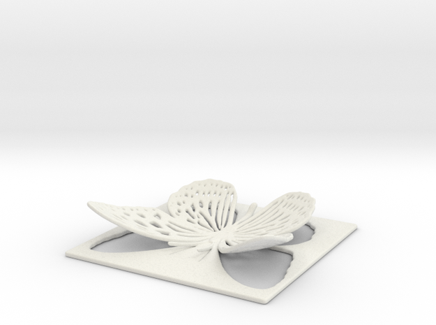 Butterfly 3d printed