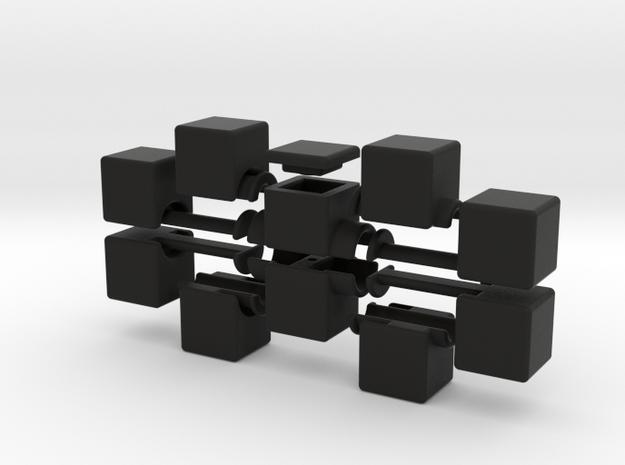 1x2x5 V2 3d printed