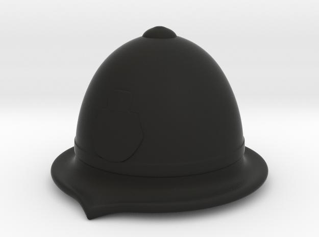 Bobby Helmet 3d printed