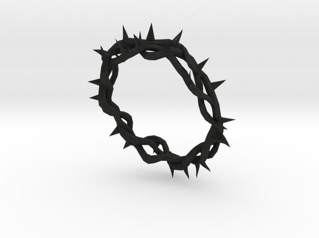 Crown of Thorns 3d printed