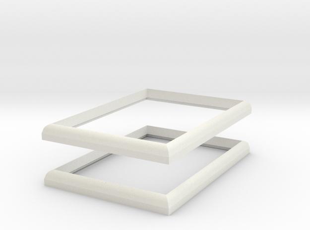 Window Frame 3d printed