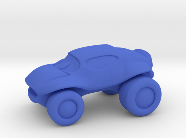 Smaller buggy 3d printed
