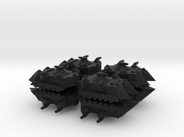 6 APC x8 3d printed