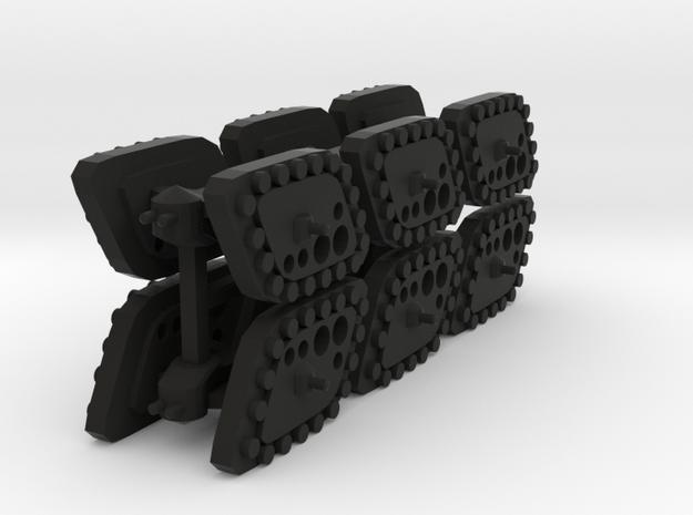 3 Scout Tank x6 3d printed