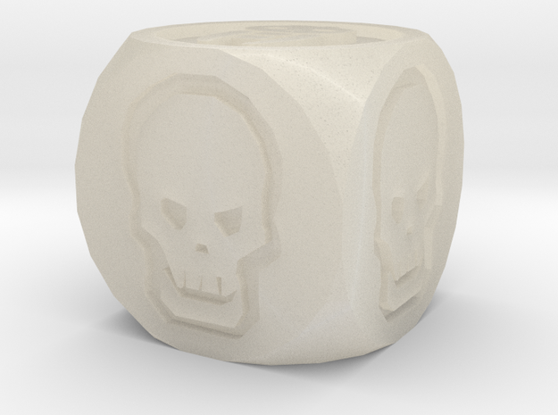 hq replacement die 3d printed