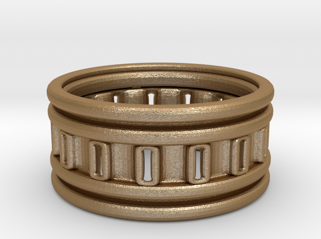 holey ring 6 3d printed
