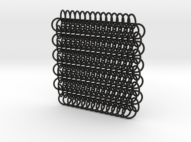 Chain Maille (European 6 in 1) 3d printed
