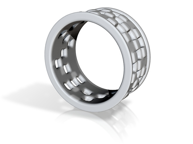 node ring 3d printed