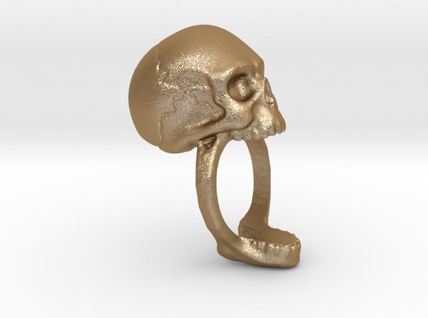 Skull Ring (size 12) 21,3mm