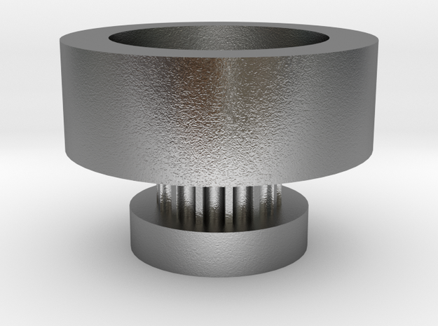 clutch bell 14t 3d printed