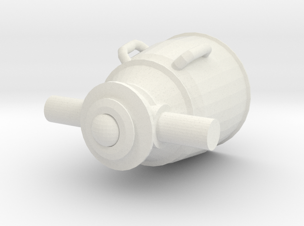 Mortar 3d printed