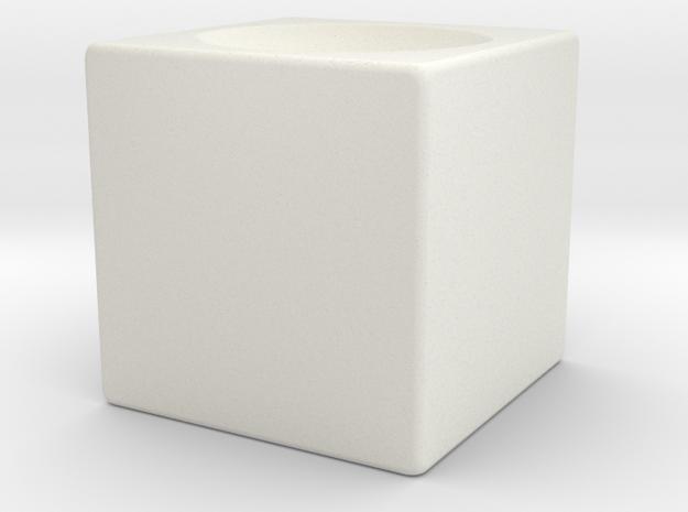 material sample in White Natural Versatile Plastic