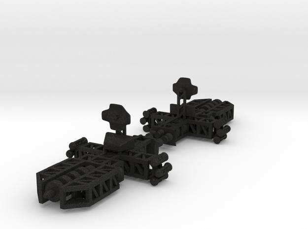 8 Long Range x2 3d printed