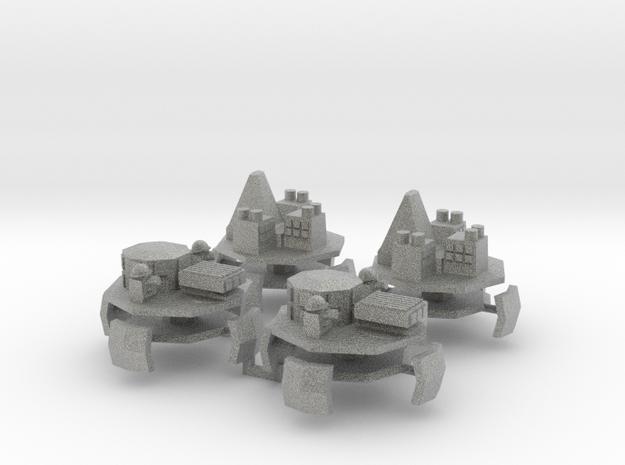 9 Air Fort 1&2 x4 3d printed