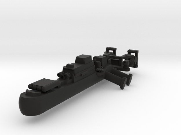 9 Ether Frigate 3d printed