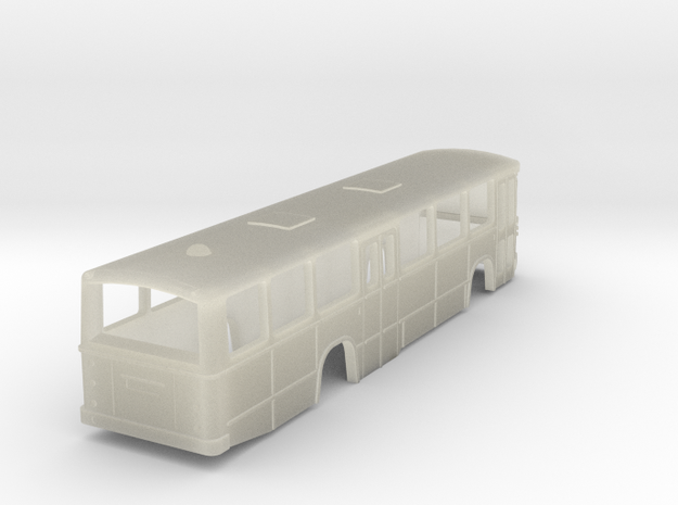 MB200 Streekbus 2 in Transparent Acrylic