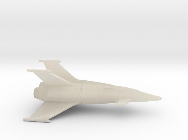 F-69 Maverick 3d printed