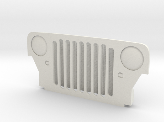 wild willy 2 grill 3d printed