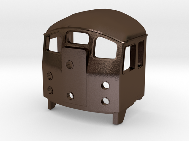 Class 24 cab 2mm 3d printed