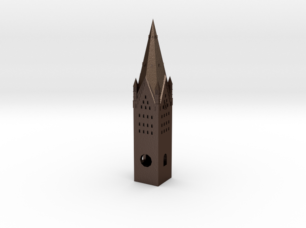 speedle of cathedral 3d printed