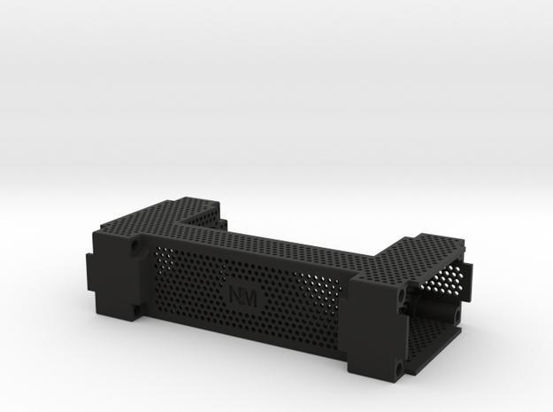 Icetube Clock Enclosure - Main Body 3d printed