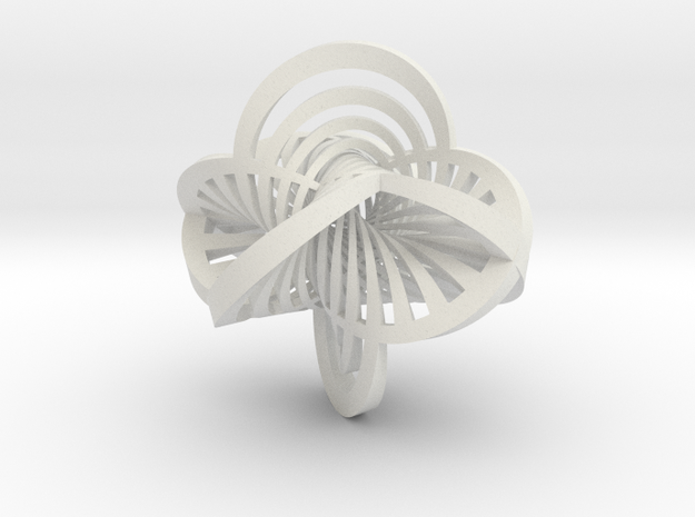 Hopf Fibration 2 3d printed